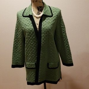Exclusively Misook jacket in perfect condition!